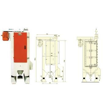 Виброцентрифуга FVA 45/100