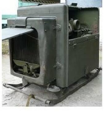 Генератор бензиновый АБ-8-Т/230 (электростанция) 8 кВт (9,6 кВа)