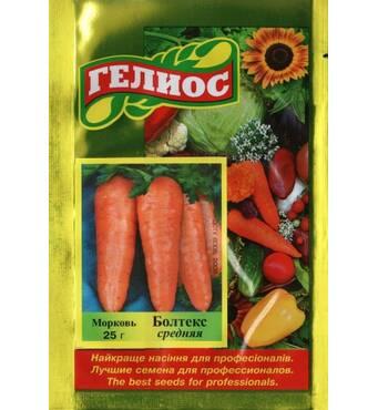 Семена моркови Болтекс 25 г