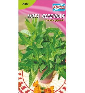 Семена Мяты Украинская перечная 0,1 г