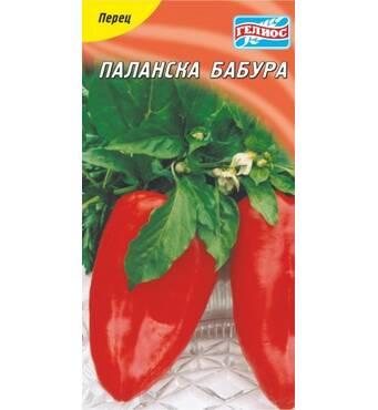 Семена перца Поланская бабура 30 шт.
