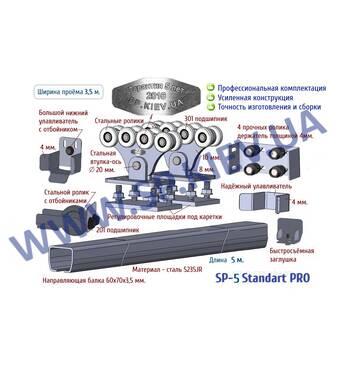 Комплект для воріт SP-5 STANDART PRO