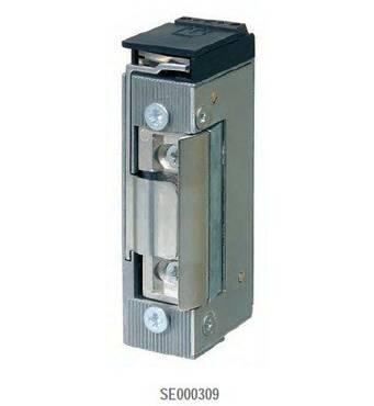 Клямка електромеханічна ROUREG - Н.О. з контролем закритого стану дверей і із захисним діодом