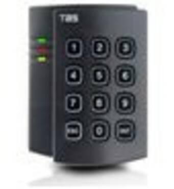 Считыватель бесконтктных карток з кодовою клавіатурою AR27