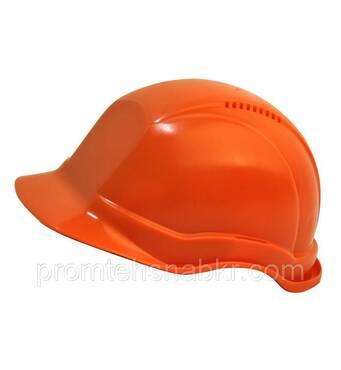 Каска захисна. Каска будівельна. помаранчевий колір