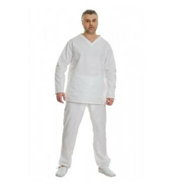 """Білизна натільна тканина """"Бязь"""" (щільність 140)"""