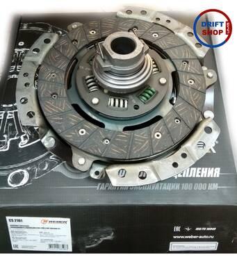 Комплект зчеплення ВАЗ 2101-2107, Valeo