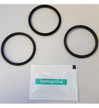 комплект уплотнительных резинок для смесителя кухни Hansgrohe