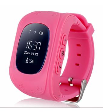 Смарт-годинник Smart Watch Q50 OLED Pink