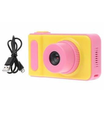 Дитячий фотоапарат DVR Baby Camera V7 Pink
