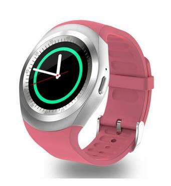 Смарт-годинник Smart Watch Y1 Pink