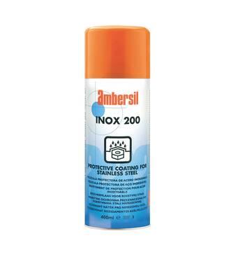 Захисне покриття для нержавіючої сталі Inox 200