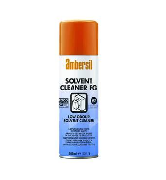 Обезжиривающий растворитель со слабым запахом Solvent Cleaner FG