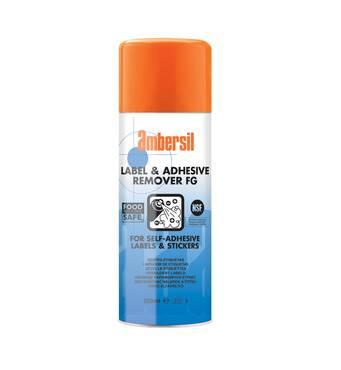 Средство для удаления клея и пищевой этикетки Label&Adhesive Remover FG
