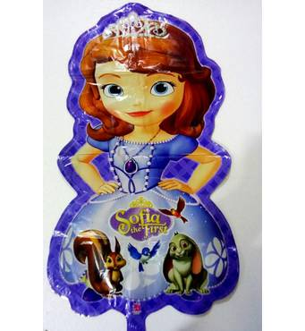 Воздушный шар большой Принцесса София