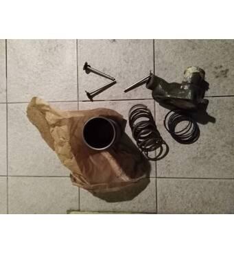 Кольцо уплотнения гильзы резиновое двигателя 4ч 8.5 11, Ригадизель, Дагдизель, с хранения