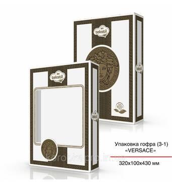 Упаковка гофра (3-1), 320х100х430 мм, Versace