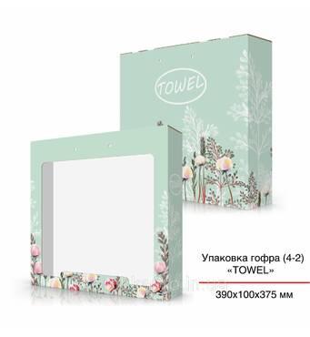 Упаковка гофра (4-2), 390х100х375 мм, TOWEL