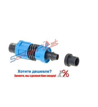 Стартконнектор с резинкой и поджимом