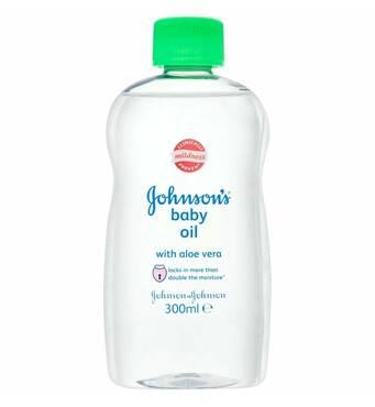 Олійка JOHNSON'S ® BABY з алое, 200 мл
