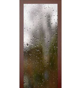 3D двері Краплі дощу 949, 80х200 см