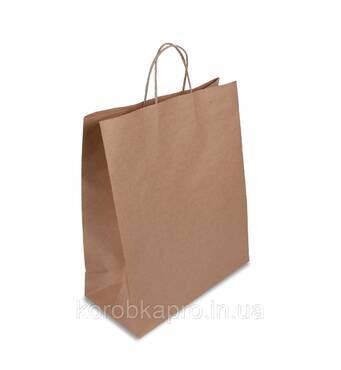Изготовление бумажных пакетов под заказ