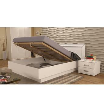 Кровать с подъемным механизмом Белла