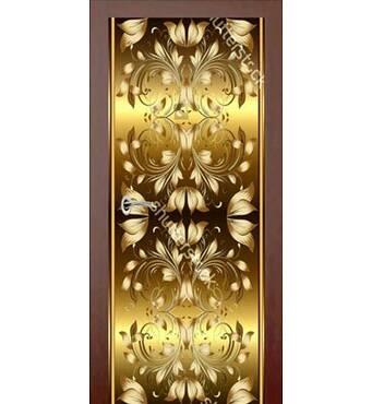 3D двері 3D візерунок 983, 90х200 см