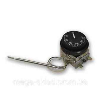 Терморегулятор духовки 50 - 300 З  капілярний 850мм маленька колба