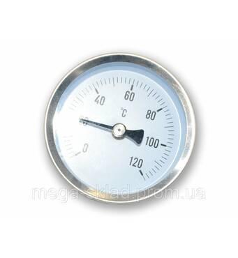 Термометр біметалічний показуючий ТБП і ТБПю