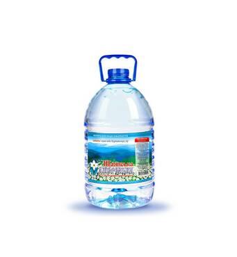 Питьевая вода Шаянская Родниковая негазированная 5 л