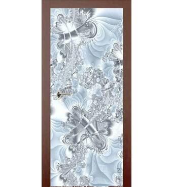 3D двері 3D візерунок 971, 90х200 см
