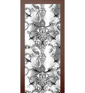3D двери 3D узор 969, 60х200 см