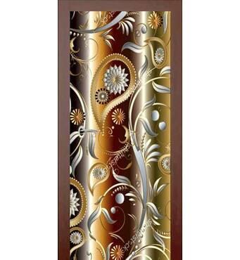 3D двері 3D візерунок 9361, 60х200 см
