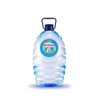 Вода минеральная Шаянка негазированная 6 л
