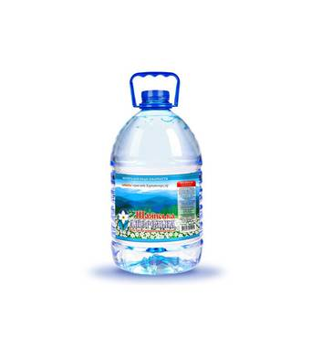 Вода питьевая Шаянская Родниковая Шаянские минеральные воды негазированная 10 л
