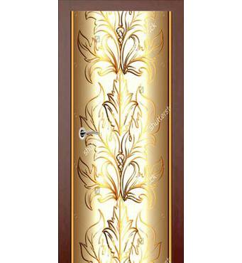 3D двері 3D візерунок 961, 70х200 см
