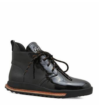 Ботинки осенние на низком ходу