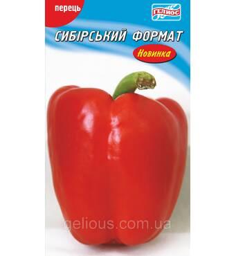 Семена перца Сибирский формат 30 шт