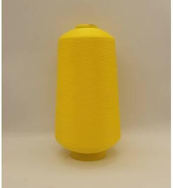 Текстурированная нить 150D/1 цв. 384 желтый