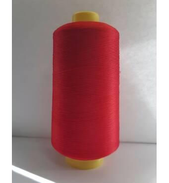 Текстурированная нить 150D/1 Цв. 114 красный