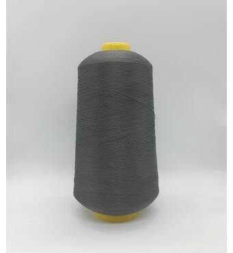 Текстурированная нить 150D/1 Цв  347 темно серый