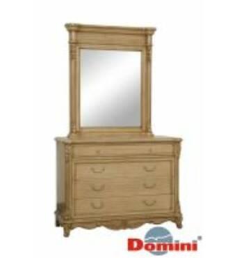Domini Будуарный столик+зеркало Эсмеральда