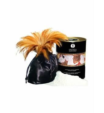Їстівна пудра для тіла Shunga Sweet Snow Body Powder - Honey of the Nymphs (228 грам)
