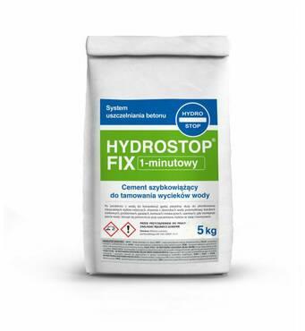 Быстровяжущий цемент Hygrostop-Fix, продукт 303