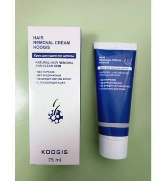 KOOGIS HAIR REMOVAL CREAM - Крем для удаления волос