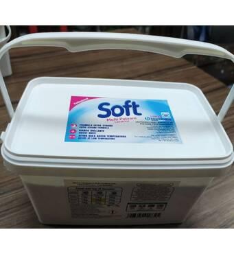Професійний концентрований порошок з мірною ложкою Soft Professional Multi Polvere 1,504 kg / 94 пр
