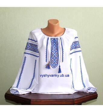 """вышиванка для девочки ручной работы """"Украиночка"""""""