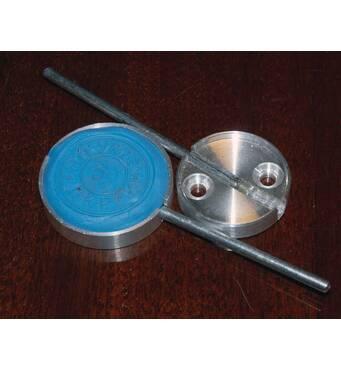 Чашка пломбировочная диаметром 26 мм с фиксатором