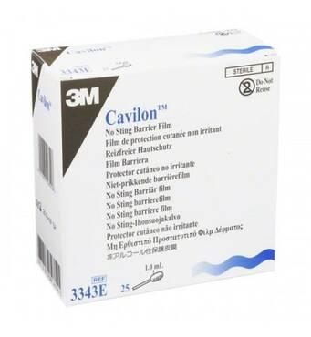 Пленка защитная, жидкий помазок 3M Cavilon 1 мл (Кавилон), арт. 3343